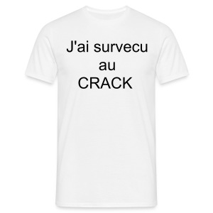 Crack 2008 - T-shirt Homme