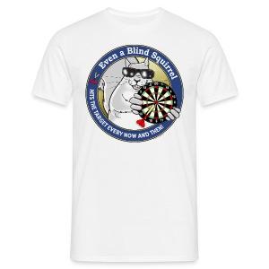 Blind Squirrel - Darts - Men's T-Shirt