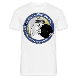 Blind Squirrel - Bowling - Men's T-Shirt