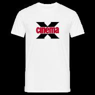 T-Shirts ~ Men's T-Shirt ~ Cinema X