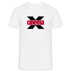 Cinema X - Men's T-Shirt