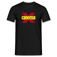 T-Shirts ~ Men's T-Shirt ~ Cinema X