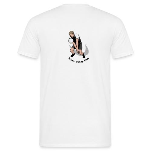 T-shirt motif AVB dans le dos - T-shirt Homme