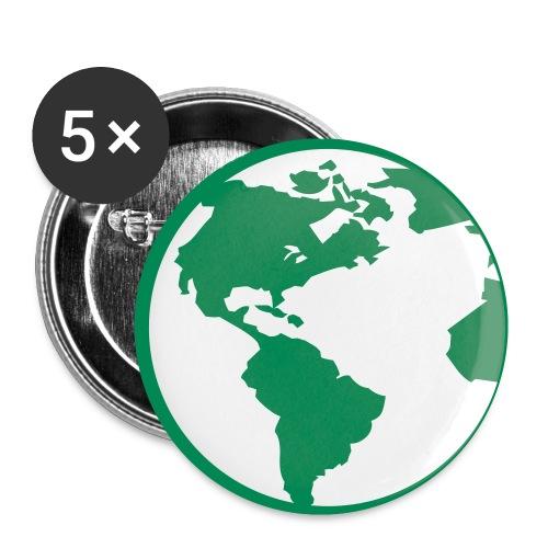 jorden - Liten pin 25 mm (5-er pakke)