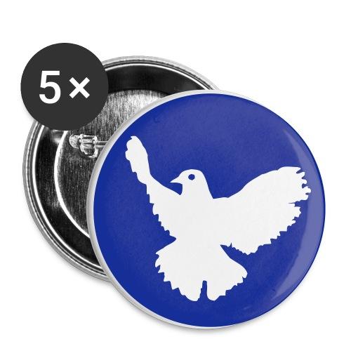 due - Liten pin 25 mm (5-er pakke)
