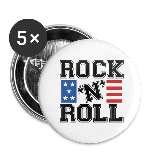 Product Example 18 - Buttons small 1''/25 mm (5-pack)