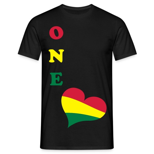 Collection: One Love. - T-shirt herr