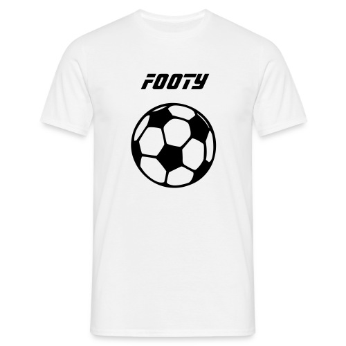 Footy - Men's T-Shirt