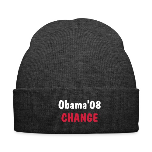 Bonnet Winter - Obama 2008 - Winter Hat
