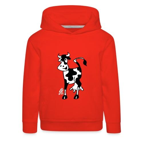 Cow - Kids' Premium Hoodie