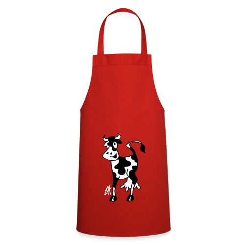 Cow - Cooking Apron
