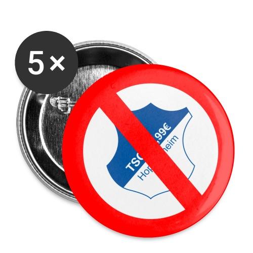 Buttons Anti Hoffenheim  - Buttons klein 25 mm