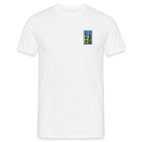 T shirt WEWANTMORE Brune - T-shirt Homme