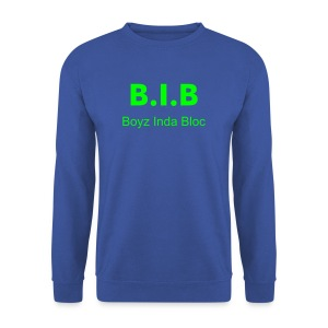 BOYZ INDA BLOC - Sweat-shirt Homme