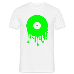 Leaking Vinyl - Men's T-Shirt