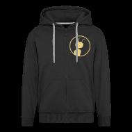 Pullover & Hoodies ~ Männer Premium Kapuzenjacke ~ Das Original!