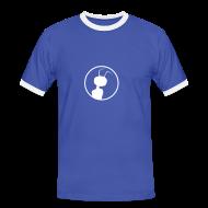 T-Shirts ~ Männer Kontrast-T-Shirt ~ DAS ORIGINAL!!!