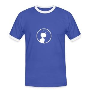 DAS ORIGINAL!!! - Männer Kontrast-T-Shirt
