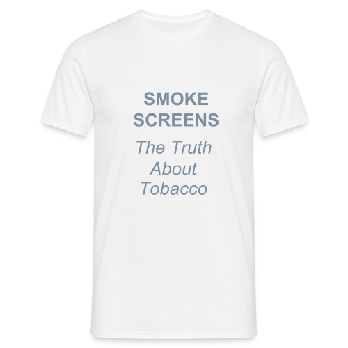 Smoke Screens T-shirt - Men's T-Shirt