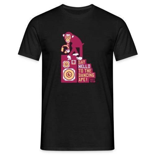 DJ EQ - Mannen T-shirt