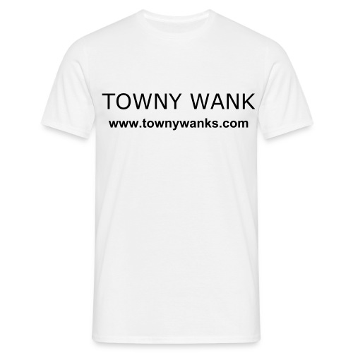 very basic TW tee - Men's T-Shirt