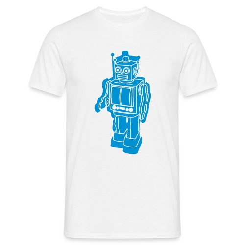 Robo Retro - Men's T-Shirt