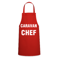 Aprons ~ Cooking Apron ~ Caravan Chef