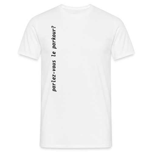 Parkour T - Men's T-Shirt