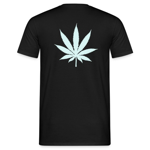 Niña Marihuana - T-shirt Homme