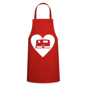 Love my caravan - Cooking Apron
