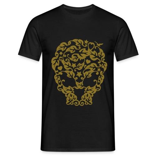 RoCk SkUlL - T-shirt Homme
