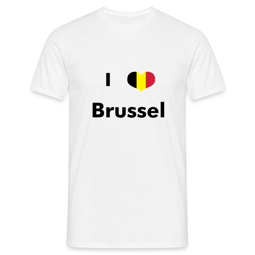 Brussel - Mannen T-shirt