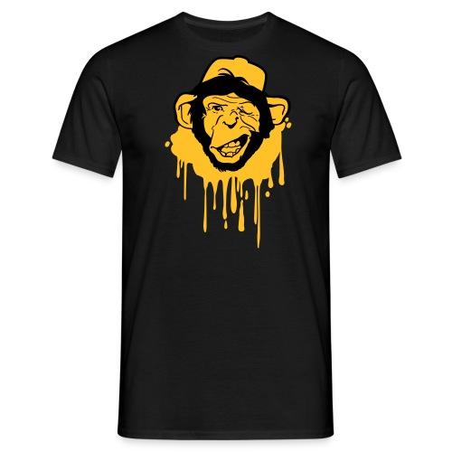 Fu**ing monkey - Miesten t-paita