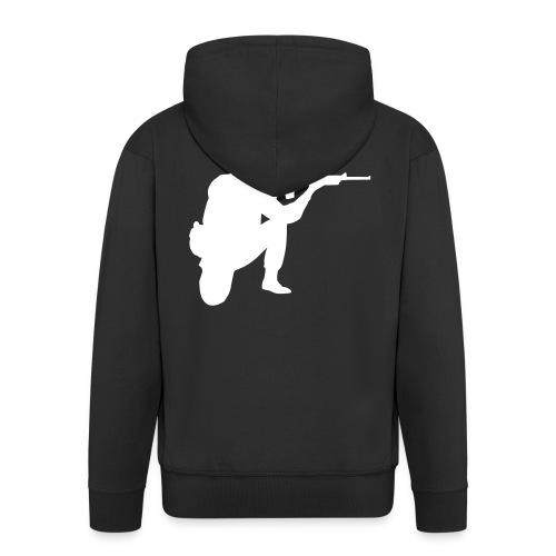 GOTCHA HOODIE - Men's Premium Hooded Jacket