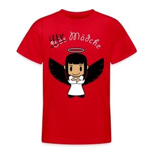 Engelsche3 - Teenager T-Shirt