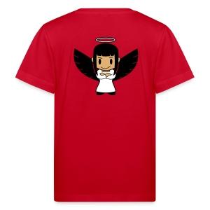 Engelsche3, Röggedrock - Kinder Bio-T-Shirt