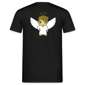 Engelsche2, Röggedrock Gold - Männer T-Shirt