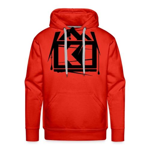 K1 Sweater (Red) - Mannen Premium hoodie