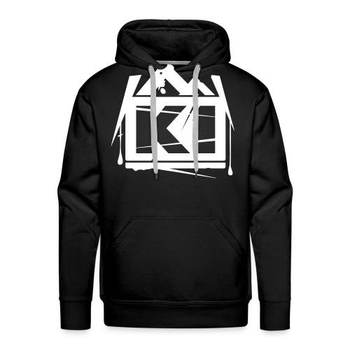 K1 Sweater (black) - Mannen Premium hoodie