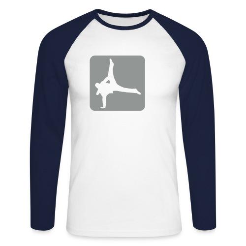 Breaker - Männer Baseballshirt langarm