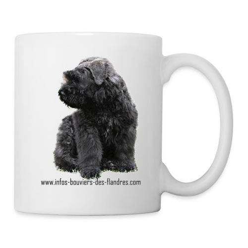 mug IBF 6 - Mug blanc