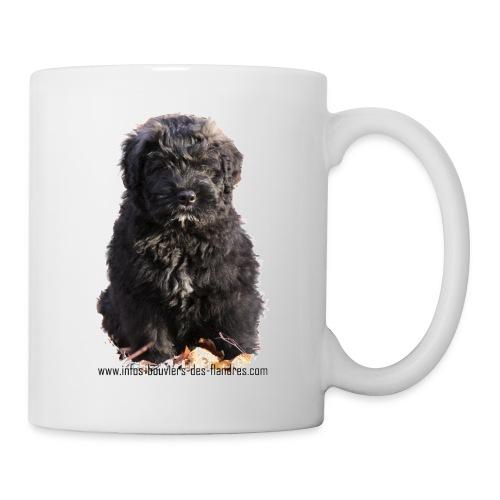 mug IBF 8 - Mug blanc