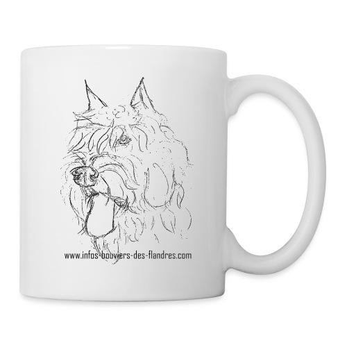 mug IBF 7 - Mug blanc