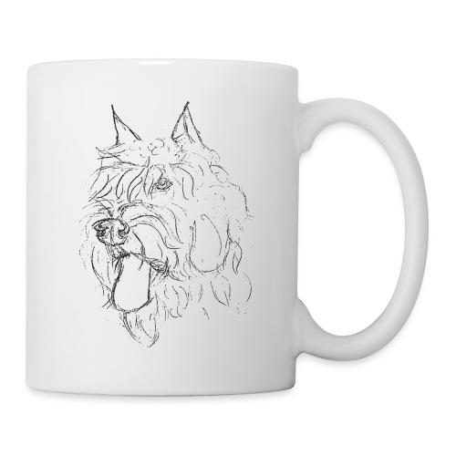 mug IBF 9 - Mug blanc