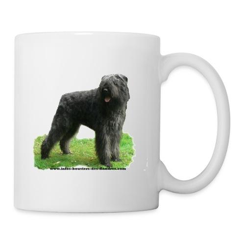 mug IBF 12 - Mug blanc