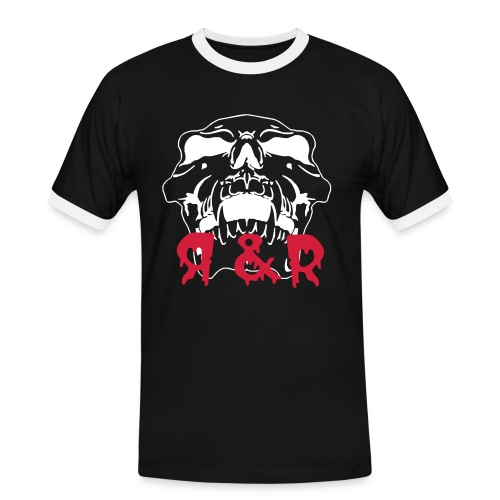Thirst Blood - Men's Ringer Shirt