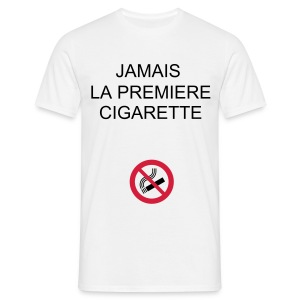 T-Shirt Basic cigarette - T-shirt Homme