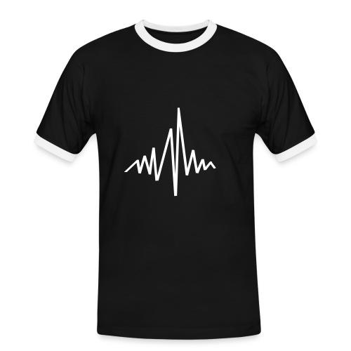 Sans Voix - T-shirt contrasté Homme