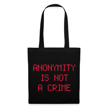 anonymity is not a crime