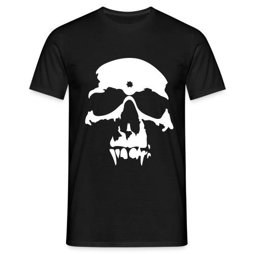 Skull Totenkopf - BIG - Miesten t-paita